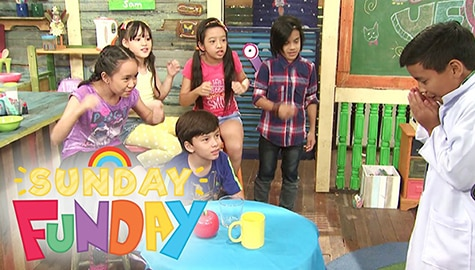 Sunday Funday: Science Experiments Full Episode | Team YeY Season 1 Image Thumbnail