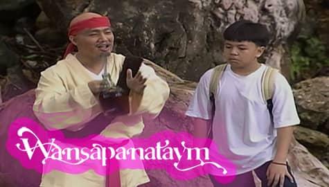 Monk | Wansapanataym Image Thumbnail