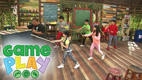 Game Play: Arnis Full Episode | Team YeY Season 4 Image Thumbnail