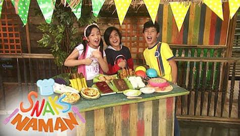 Snaks Naman: Unli Rice Full Episode | Team YeY Season 1 Thumbnail