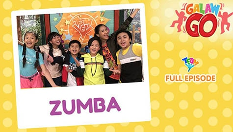 Galaw Go: Zumba Full Episode | Team YeY Season 5 Image Thumbnail