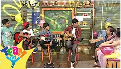 Sound Check: Boomwhacker + Jamming with Nash Aguas | Team Yey Image Thumbnail