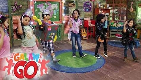 Galaw Go: Zombot Full Episode | Team YeY Season 2 Image Thumbnail