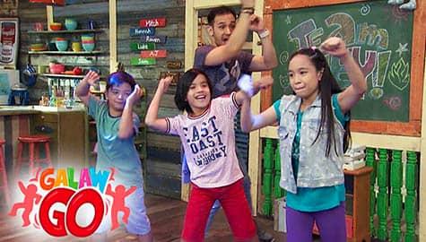 Galaw Go: Choreographic Development Dance with PJ Rebullida Full Episode | Team YeY Season 1 Image Thumbnail