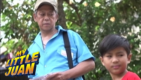 My Little Juan Episode 12  Image Thumbnail
