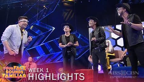 WEEK 1: Luis, sinubukan maging miyembro IDolls | YFSF 2021 Image Thumbnail