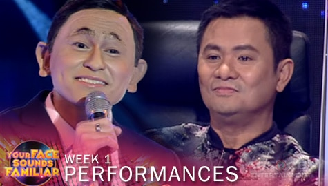WEEK 1: CJ Navato impresses Jury with his captivating Jose Mari Chan | YFSF 2021 Image Thumbnail