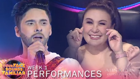 WEEK 1: Christian Bables rocks the stage with his 'Sugar' performance | YFSF 2021 Image Thumbnail