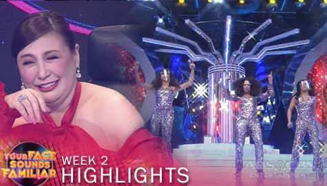 WEEK 2: IDolls, napabilib ang Jury sa kanilang performance as Dreamgirls | YFSF 2021 Image Thumbnail