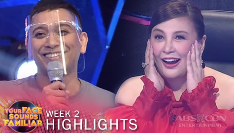 WEEK 2: Jury, humanga sa performance ni Jhong as Bamboo | YFSF 2021 Image Thumbnail