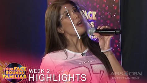 WEEK 2 Mentoring Session: Geneva Cruz's preparation as Pilita Corales | YFSF 2021 Image Thumbnail