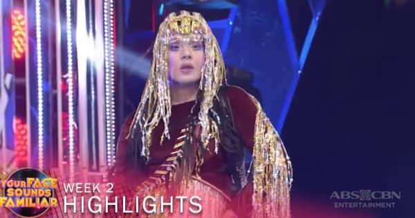WEEK 2: Christian, sumali sa beauty contest as Cher   YFSF 2021
