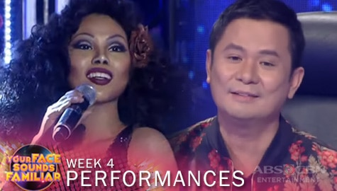 """WEEK 4: Lie Reposposa shines as Donna Summer with her """"Last Dance"""" performance   YFSF 2021 Image Thumbnail"""