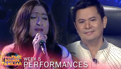 WEEK 5: CJ Navato impresses everyone with his epic performance as Alanis Morissette | YFSF 2021 Image Thumbnail