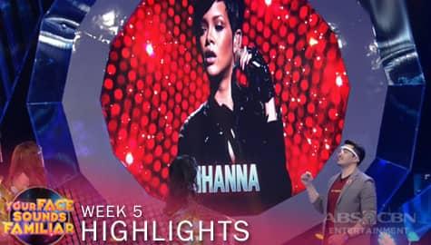 WATCH: Celebrity Performers, nakilala na ang kanilang mga gagayahin sa Week 6 Image Thumbnail