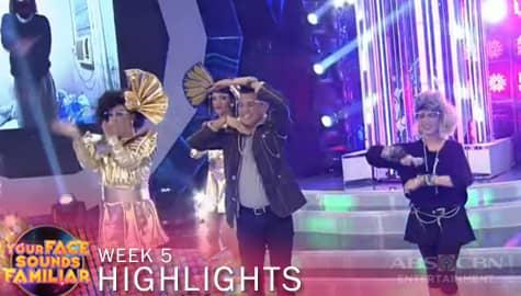 WEEK 5: Gary V, nakisabay sa Madonna dance challenge | YFSF 2021 Image Thumbnail