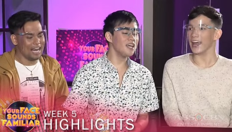 WEEK 5 Mentoring Session: IDoll's preparation as The Pointer Sisters | YFSF 2021 Image Thumbnail