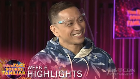WEEK 6 Mentoring Session: Jhong Hilario's preparation as Bob Marley | YFSF 2021 Image Thumbnail