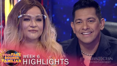 WEEK 6: Jury, bumilib sa performance ni Klarisse as Mariah Carey | YFSF 2021 Image Thumbnail