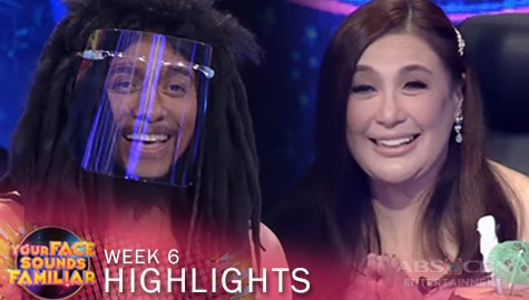 WEEK 6: Jury, pinuri ang performance ni Jhong as Bob Marley | YFSF 2021 Image Thumbnail