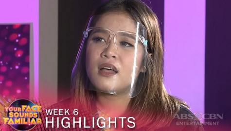 WEEK 6 Mentoring Session: Klarisse De Guzman's preparation as Mariah Carey | YFSF 2021  Image Thumbnail