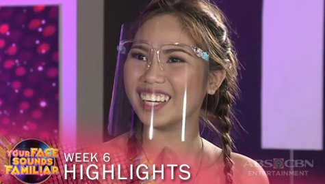 WEEK 6 Mentoring Session: Lie Reposposa's preparation as Lolita Carbon | YFSF 2021 Image Thumbnail
