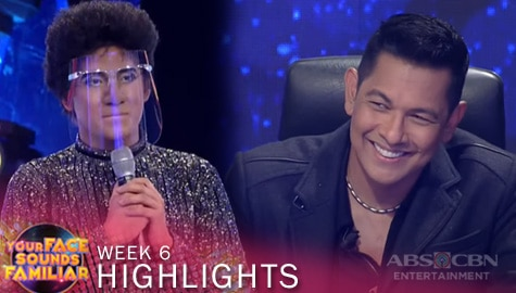 WEEK 6: Jury, humanga sa performance ni Christian as Michael Jackson | YFSF 2021 Image Thumbnail