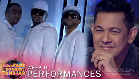 WEEK 6: IDolls leave Jury speecheless with their performance as Boyz II Men | YFSF 2021 Image Thumbnail