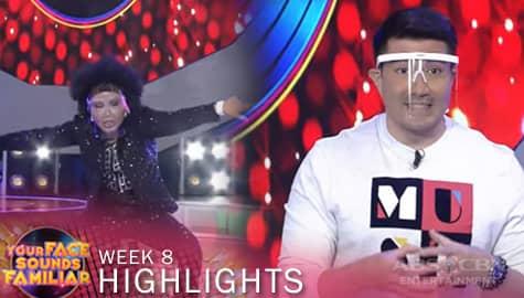 WEEK 8: Luis, hinamon sa budots dance challenge si Lie   YFSF 2021 Image Thumbnail
