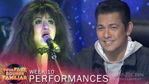 """WEEK 10: Klarisse De Guzman does perfect Ann Wilson impression with her """"These Dreams"""" performance Thumbnail"""