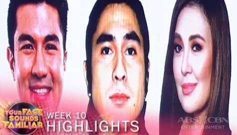 WEEK 10: Luis, CJ, IDolls at Jury, sumabak sa new face morph challenge  | YFSF 2021 Thumbnail