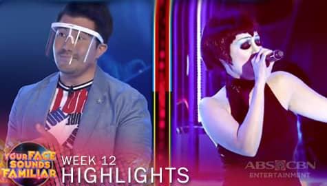 WEEK 12: Luis, binalikan ang journey ng Celebrity Performers | YFSF 2021 Image Thumbnail