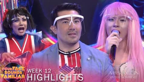 WEEK 12: Luis, hinamon sa rap challenge sina Christian at Klarisse | YFSF 2021 Image Thumbnail