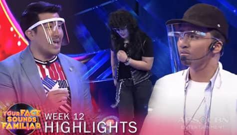 WEEK 12: Luis, inalam ang pagiging marupok ng Celebrity Performers | YFSF 2021 Image Thumbnail