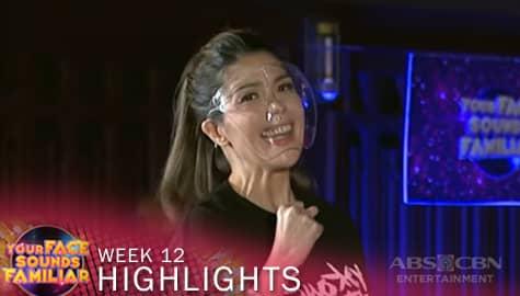 WEEK 12 Mentoring Session: Geneva Cruz's preparation as Liza Minnelli | YFSF 2021 Image Thumbnail