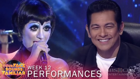 WEEK 12: Geneva Cruz steals the show with her show-stopping performance as Liza Minnelli | YFSF 2021 Image Thumbnail