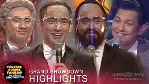 The Grand Showdown: Jury, ipinagmalaki ang performance ng IDolls as The Three Tenors   YFSF 2021 Image Thumbnail