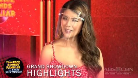 The Grand Showdown: Geneva Cruz's preparation as Nicole Scherzinger | YFSF 2021 Image Thumbnail