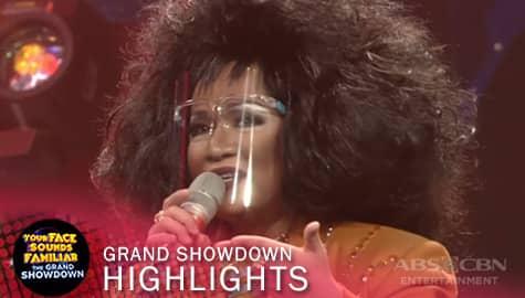 The Grand Showdown: Klarisse, naging emosyonal sa kaniyang journey bilang Celebrity Performer Thumbnail