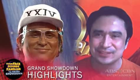 The Grand Showdown: CJ, nakatanggap ng suporta mula sa kaniyang pamilya | YFSF 2021 Image Thumbnail