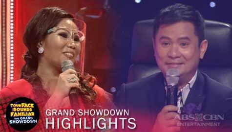 The Grand Showdown: Jury, bumilib sa journey ni Lie as Celebrity Performer | YFSF 2021 Image Thumbnail