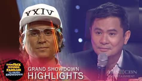 The Grand Showdown: Jury, humanga sa performance ni CJ as Bruno Mars | YFSF 2021 Image Thumbnail