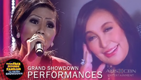 The Grand Showdown: Lie Reposposa impresses everyone with her powerful performance as Dulce | YFSF 2021 Image Thumbnail