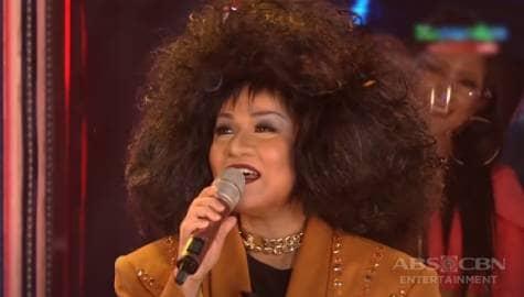 """The Grand Showdown: Klarisse De Guzman's winning performance on """"Your Face Sounds Familiar"""" Season 3 Image Thumbnail"""