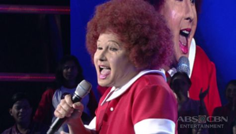 WATCH: Ogie Alcasid surprises all with his amazing transformation as Annie | YFSF Kids  Image Thumbnail