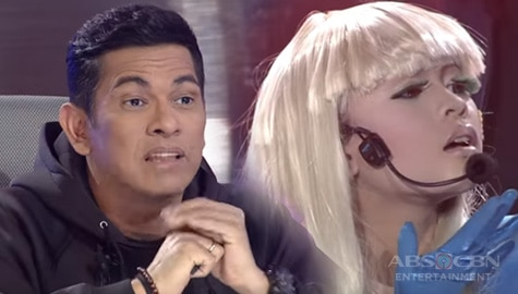 """WATCH: Lyca Gairanod impresses Jury with her Lady Gaga's """"Poker Face"""" performance 