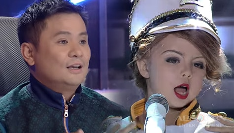 WATCH: Xia Vigor charms Jury with her adorable Taylor Swift performance | YFSF Kids Image Thumbnail