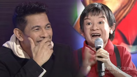 WATCH: Awra Briguela surprises Jury with his incredible transformation as Yoyoy Villame | YFSF Kids Image Thumbnail