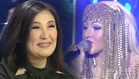 WATCH: AC Bonifacio impresses Jury with a shocking performance as Cher | YFSF Kids Image Thumbnail
