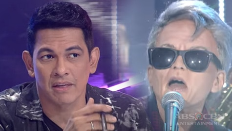 "WATCH: Sam Shoaf channels inner rockstar with Pepe Smith's ""Balong Malalim"" 